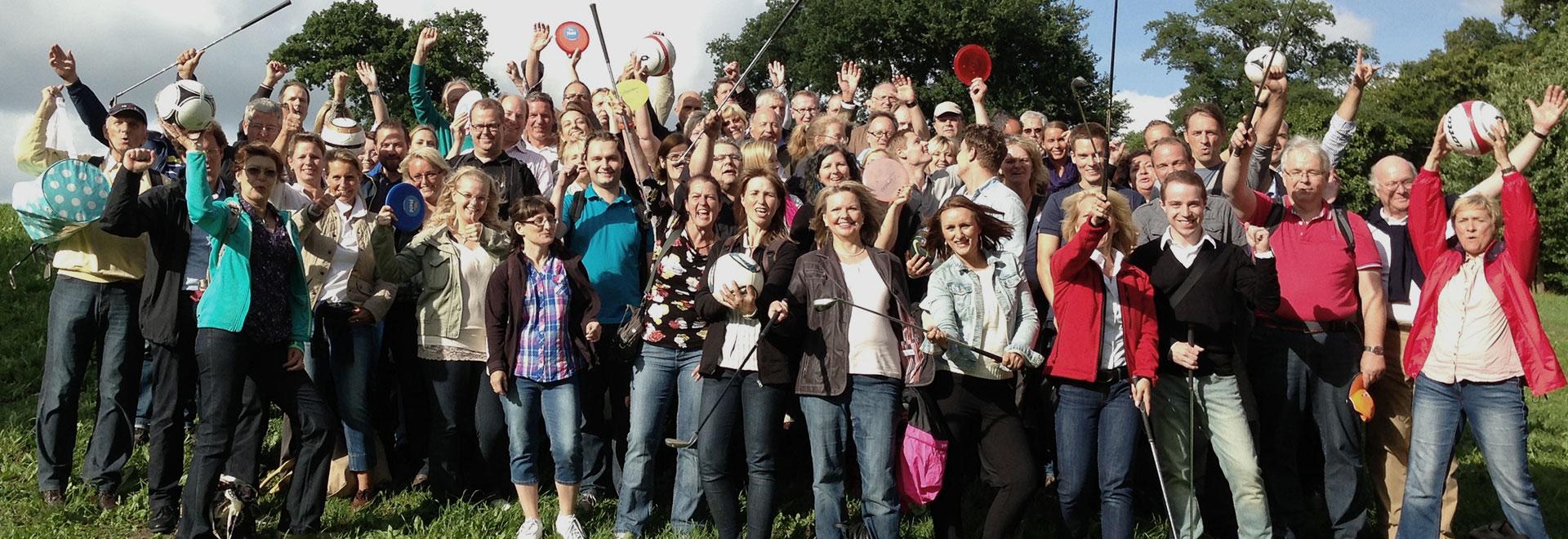 Urban Golf Klein Flottpark in Hamburg HeldenAusflug