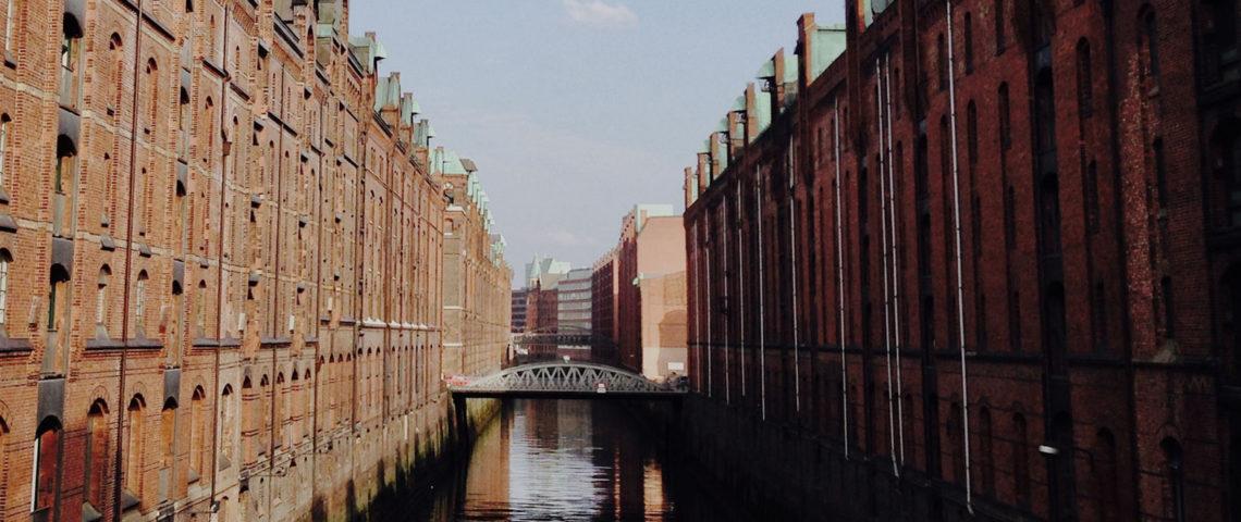 Hamburg Gracht HeldenAusflug Geocaching